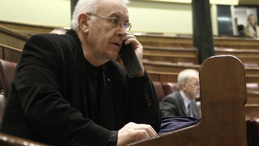 """Cayo Lara alaba que el juez Castro actúe """"para que la justicia sea igual para todos"""" y censura a la Fiscalía"""