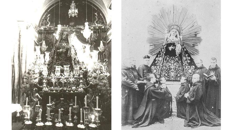 Historia de la Virgen de los Dolores | ARCHIVO DE LA HERMANDAD DE LOS DOLORES
