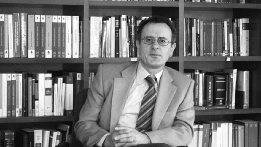 Mario Piñeiro, fiscal jefe de Santiago, en una imagen de un boletín informativo de la Fiscalía