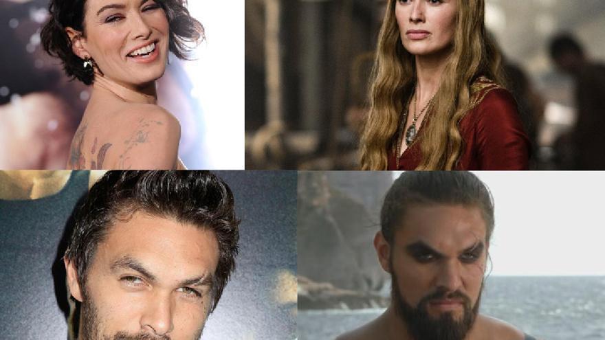 'Juego de tronos' antes y después: así son los actores cuando no están caracterizados