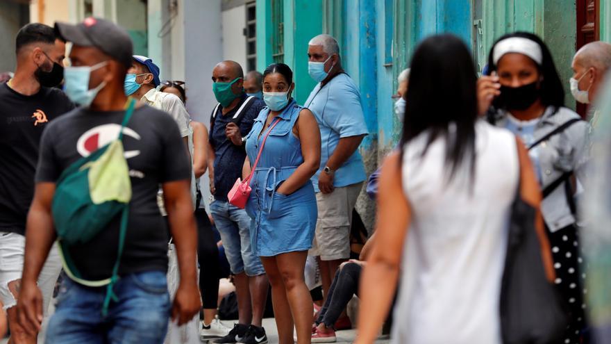 Cuba vuelve a superar el millar de casos diarios de covid-19
