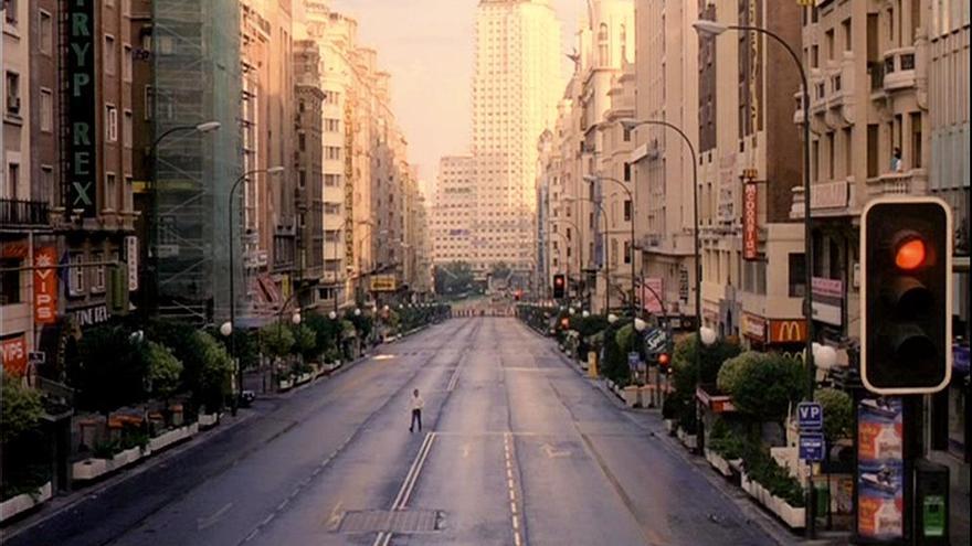 Madrid sin coches: Abre los ojos