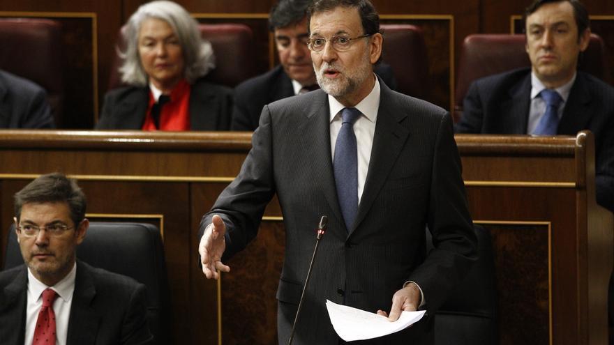 """IU denuncia los """"dramas"""" provocados por las políticas del PP y Rajoy responde """"Pinta un país que yo no conozco"""""""