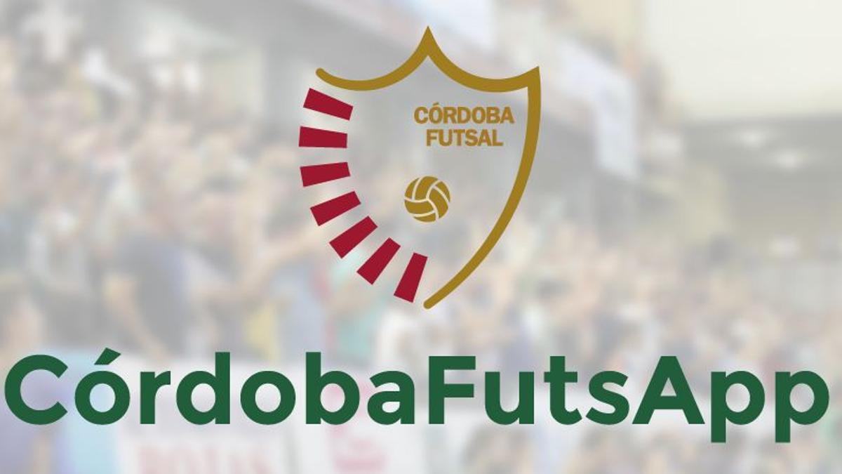 CordobafutsApp, la aplicación oficial del Córdoba Patrimonio.