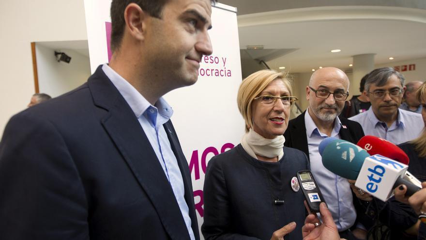 Díez afirma que está convencida de que UPyD estará en los parlamentos vasco y gallego