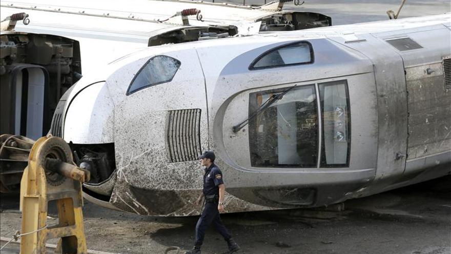 Tragedia ferroviaria de Angrois, primer año de un accidente con interrogantes