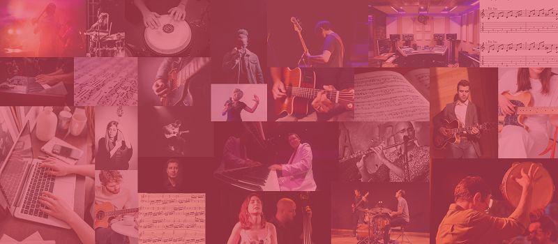 Cursos intensivos online y presenciales de la Escuela de Música Creativa