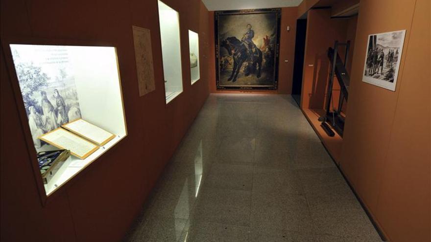El Museo del Ejército recorre, en la figura de Prim, el tumultuoso siglo XIX