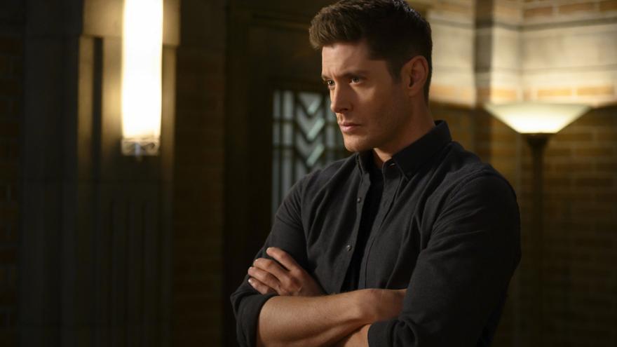 Jensen Ackles, en 'Supernatural'