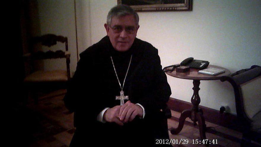 El abad Josep Maria Soler