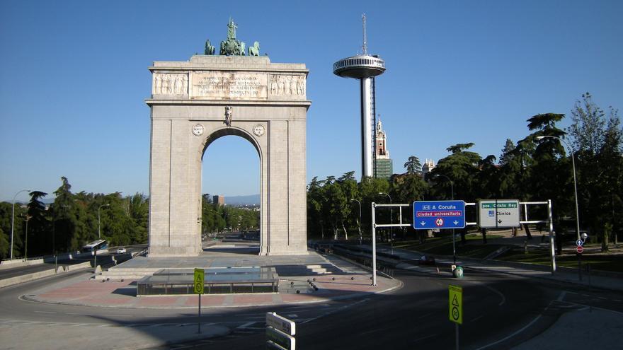Arco de la Victoria (Madrid)