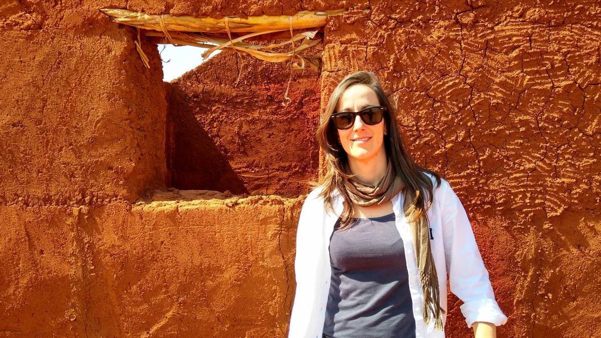 Ana Benítez, en una imagen cedida a la Agencia SINC