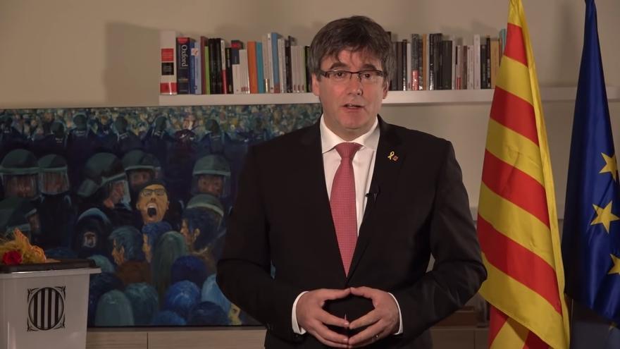 Puigdemont cree que se atribuiría terrorismo a quien quería matar a Sánchez si fuera soberanista