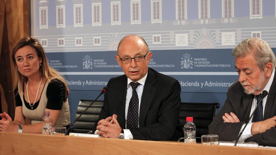 Montoro dice que Andalucía tiene capacidad para decidir si le conviene pedir ayuda