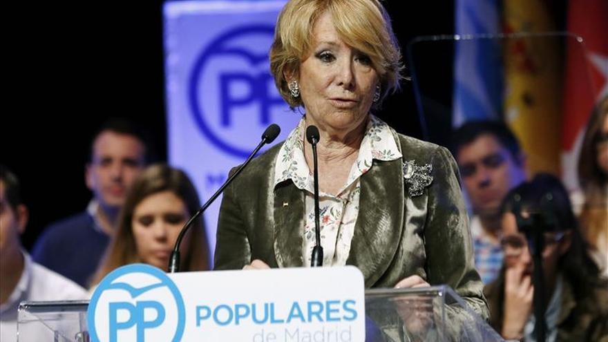 Aguirre declara bienes por 376.506 euros y una deuda con Hacienda de 45.551 euros