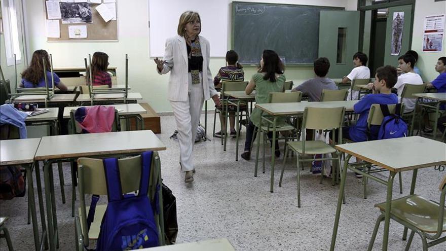 ¿Son felices los alumnos españoles en sus centros educativos?