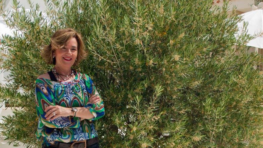 Rocío Moreno, galardonada en el Día de las Mujeres Rurales