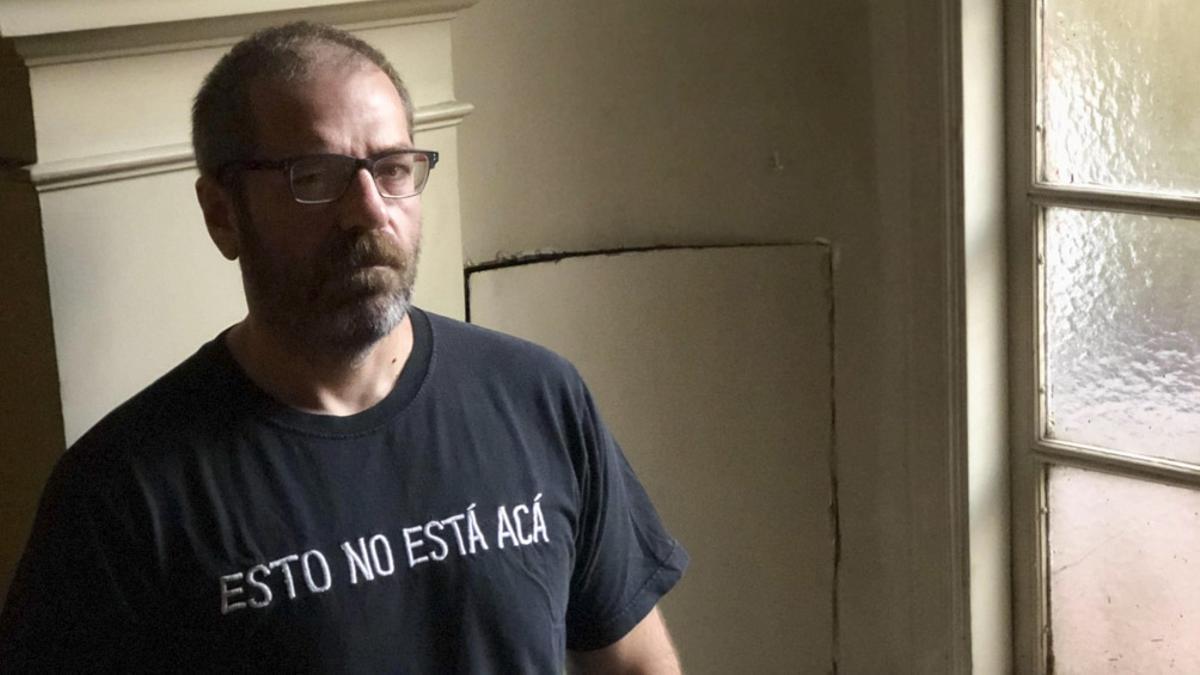 Carlos Busqued murió tras un infarto en marzo de este año.