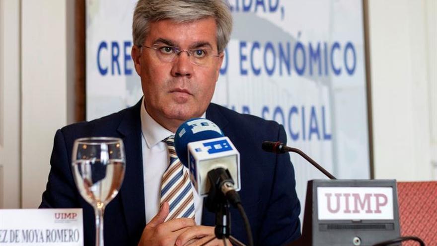 El secretario de Estado de Hacienda, José Enrique Fernández de Moya,.