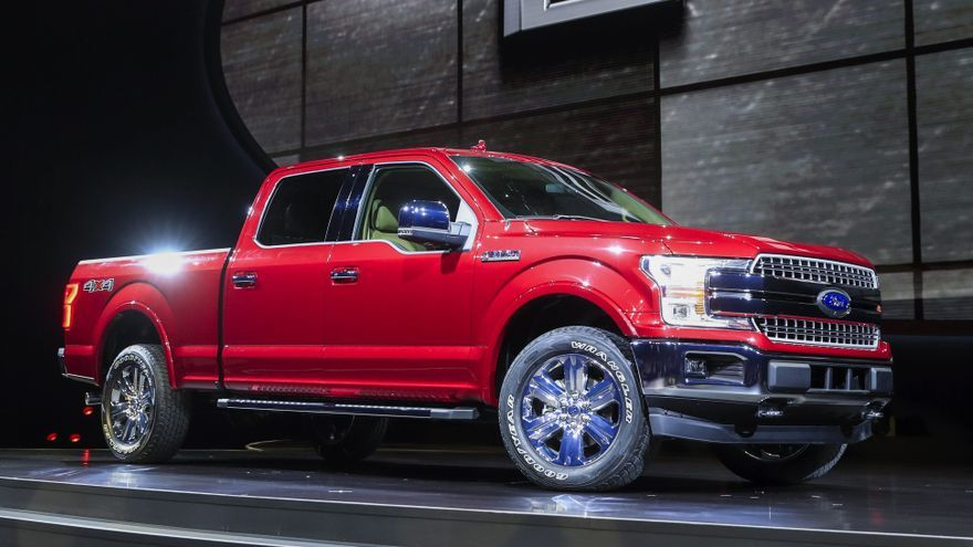 Ford reducirá la producción de la camioneta F-150 por la escasez de chips