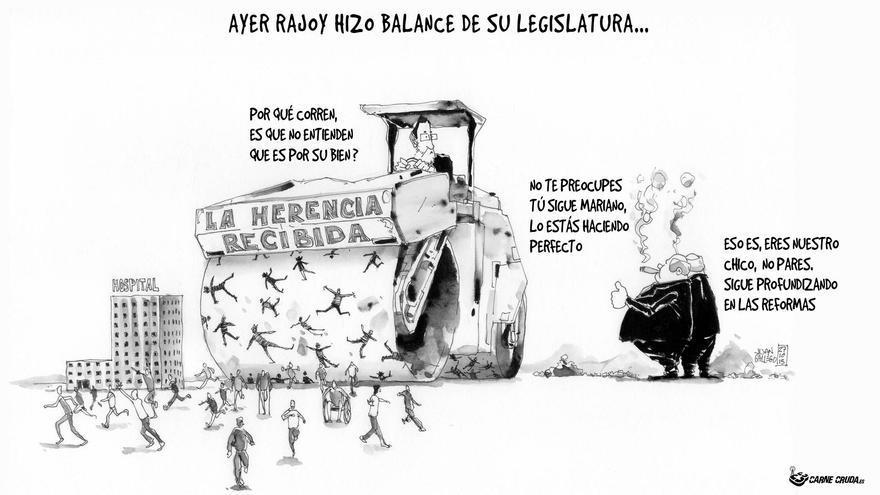 Balance de la Legislatura
