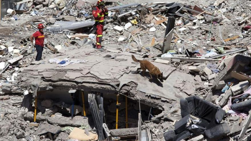 La juez archiva la causa penal del derrumbe con 7 muertos de Los Cristianos
