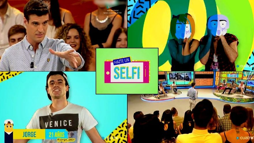 'Hazte un selfi', 'el diario de Uri' con 'fauna que la lía parda'