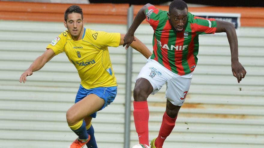 Las Palmas remonta en Madeira (Foto: UD Las Palmas/CS Marítimo Funchal).