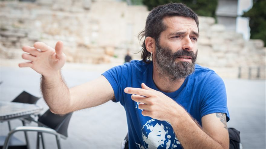 Javier Itxaso, coordinador del COA.