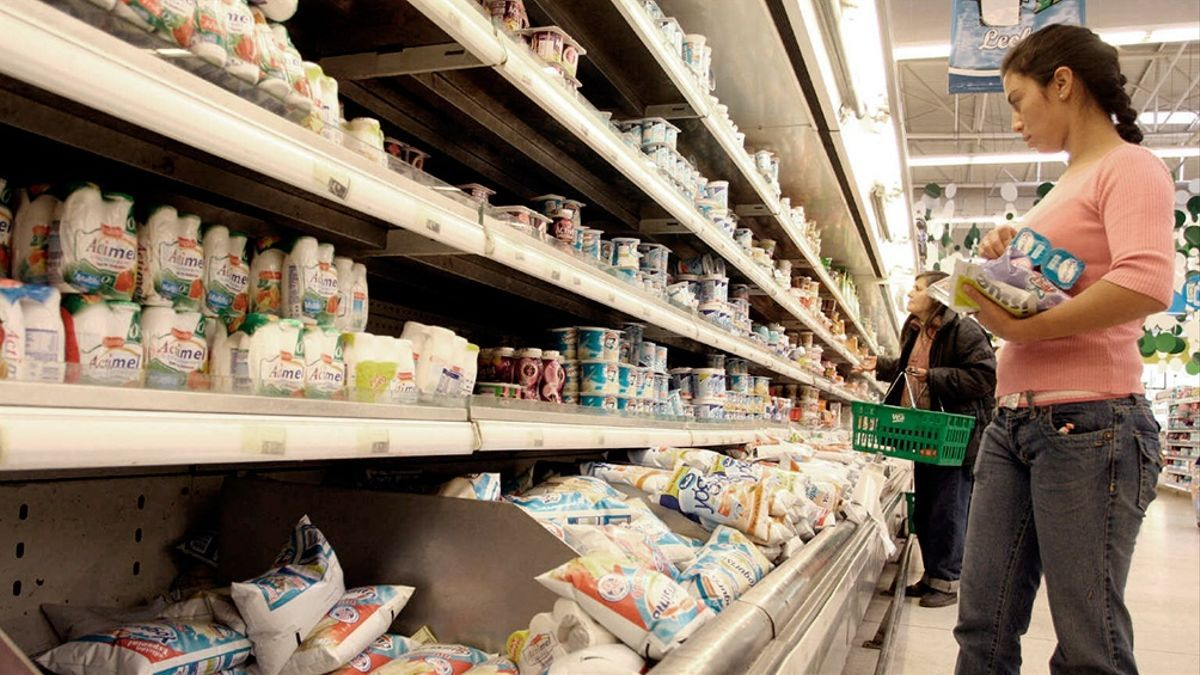 El programa fortalecerá la oferta de lácteos dentro de Precios Cuidados
