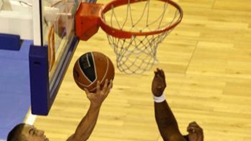 Del partido de baloncesto #6