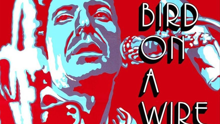 Cartel del documental Bird On a Wire