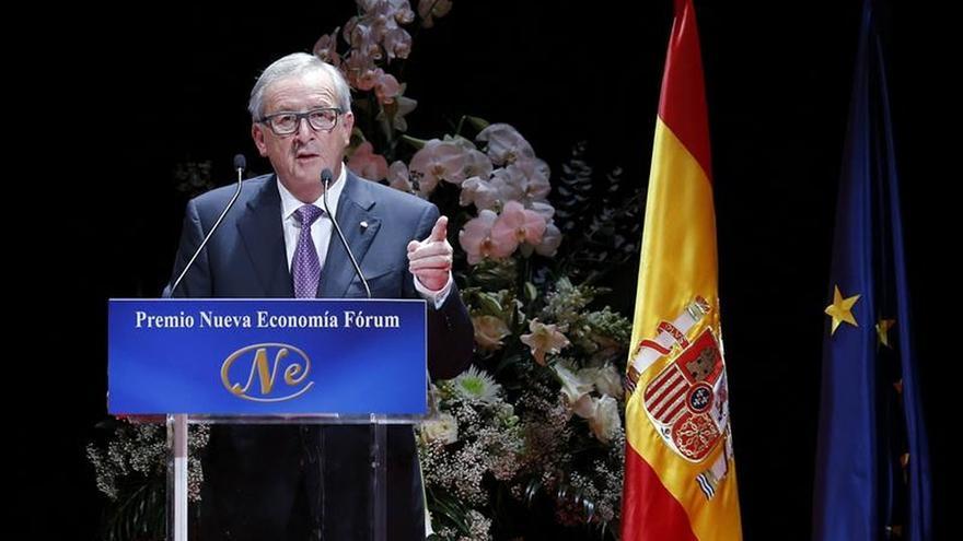 Juncker destaca en el G20 el ejemplo de España en las reformas estructurales