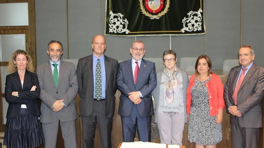 Teresa Rodríguez y Piero Crespo toman posesión al frente del IFCA y del IBBTEC