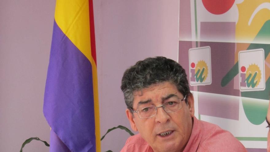 Valderas no asiste a la XXI Asamblea de IULV-CA, a la que no ha sido invitado