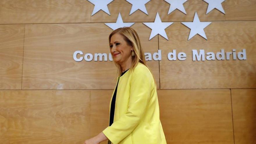 Cifuentes y Garrido declararán desde la sede del Gobierno regional