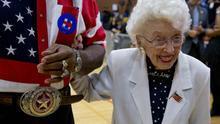La entusiasta demócrata de 102 años que proclamó el apoyo de Arizona a Hillary Clinton
