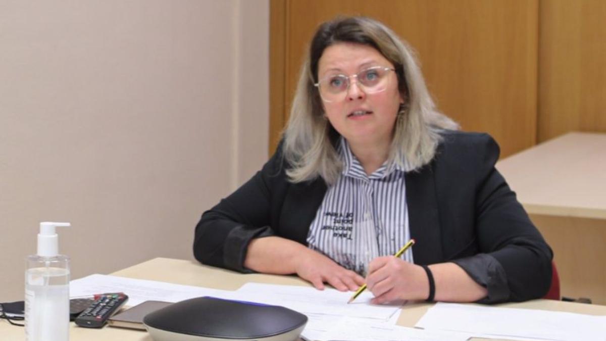 Mónica Barabás, concejala de Administración Electrónica e Innovación Digital en Castelló de la Plana.
