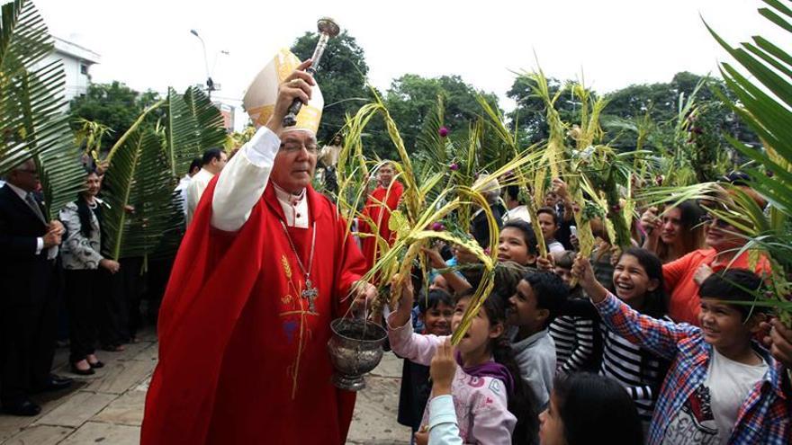 """Iglesia paraguaya pide """"perdón"""" por las ofensas y pecados cometidos contra la mujer"""