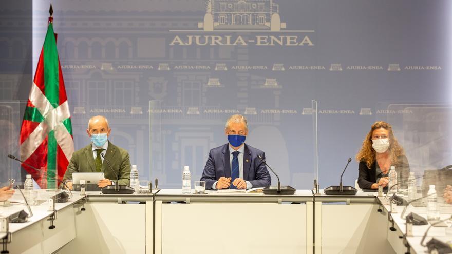 El País Vasco prorrogará 15 días desde el sábado las medidas frente a la covid