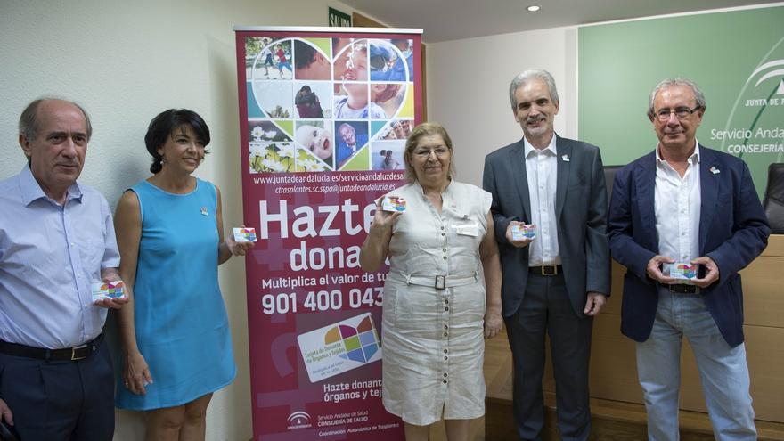 """Las donaciones de órganos aumentan un 26% en Andalucía en el primer semestre, una """"cifra histórica de generosidad"""""""