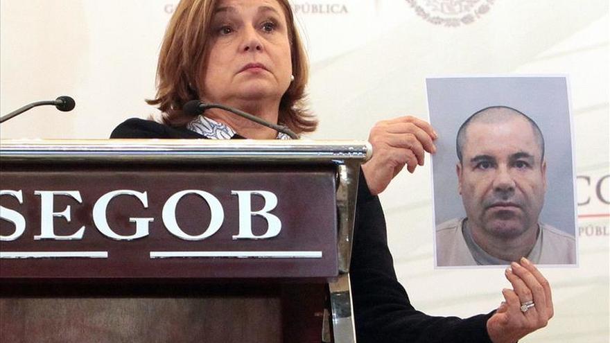 """Peña Nieto anuncia recaptura del narcotraficante Joaquín """"El Chapo"""" Guzmán"""