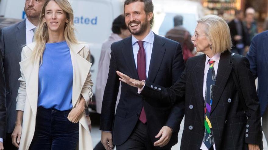 """Álvarez de Toledo dice que solo un gobierno """"de o con"""" Casado da garantías"""