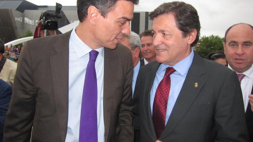 """El PSOE ve a Javier Fernández como """"la mejor cabeza"""" en España para el diseño de una estrategia industrial y energética"""