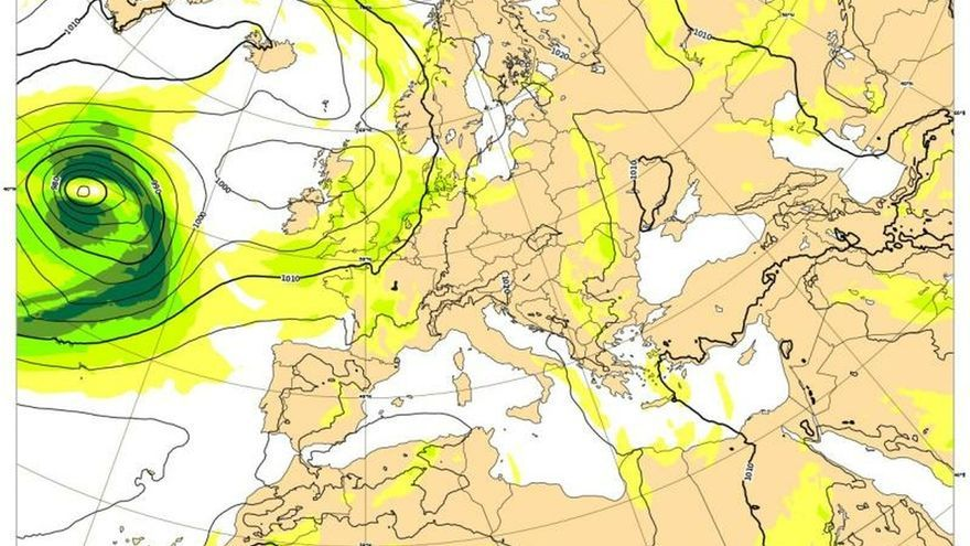 Europa amplia su predicción meteorológica, lo que dará para mayor seguridad