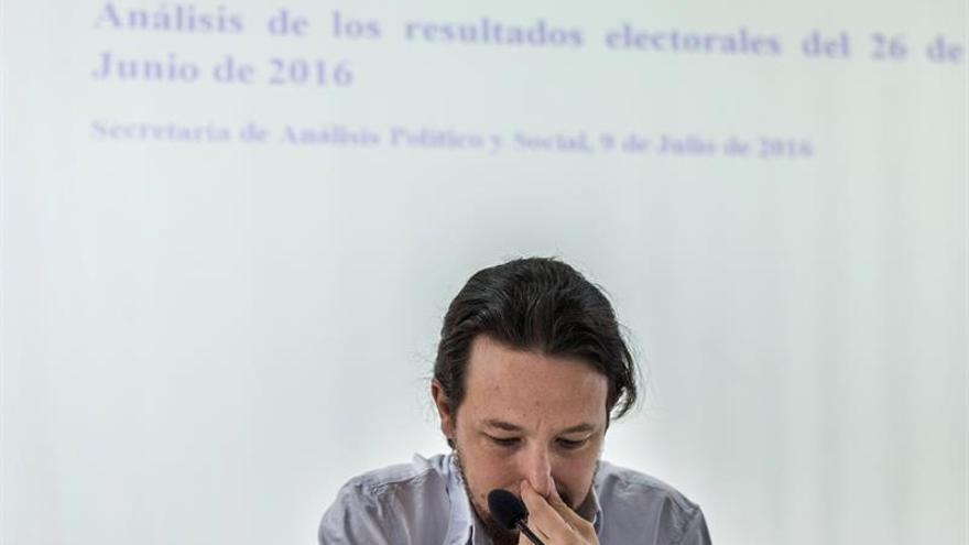 Iglesias se felicita de que Obama anule la comida y puedan hablar de política