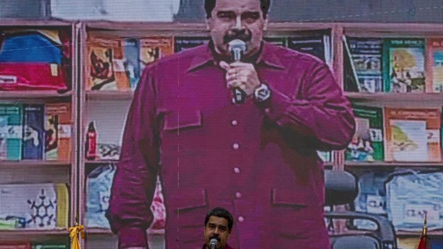 """Maduro dice que resultados del diálogo son """"excelentes avances para la paz"""""""