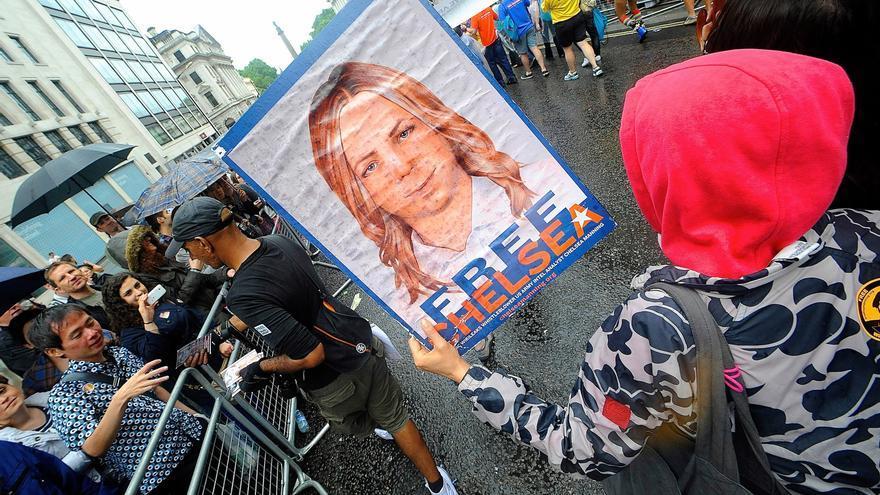 Chelsea Manning será liberada de Fort Leavenworth el 17 mayo