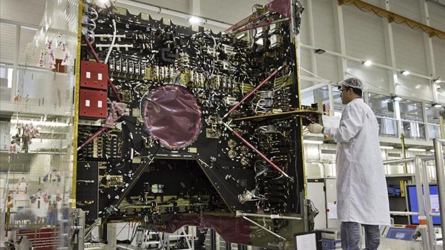 Hispasat retrasa el lanzamiento del satélite Amazonas A4, para Sudamérica