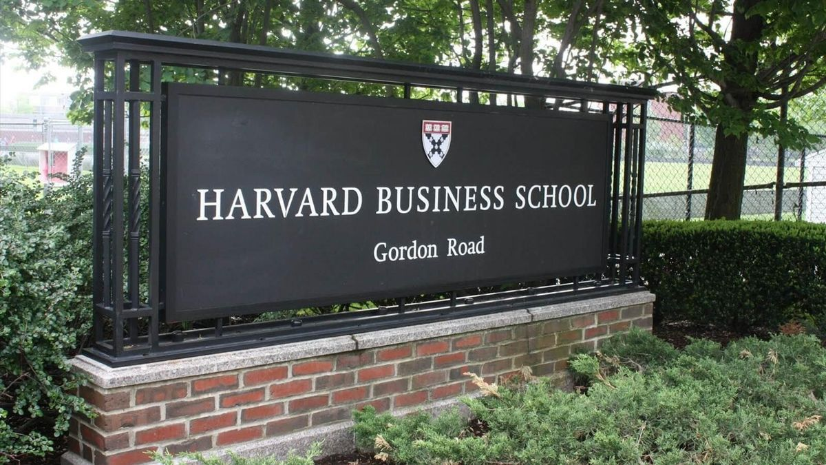 Harvard Business School en Boston